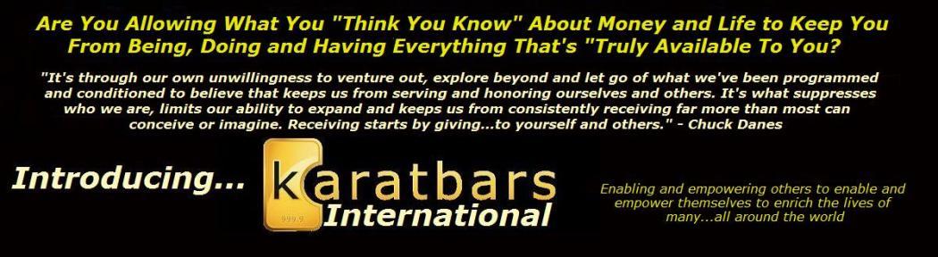 Karatbars International Overview