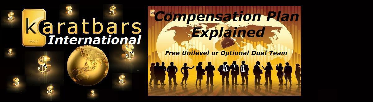Karatbars Compensation Plan