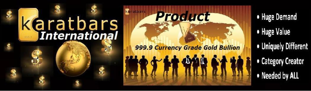 Karatbars International Gold Bullion