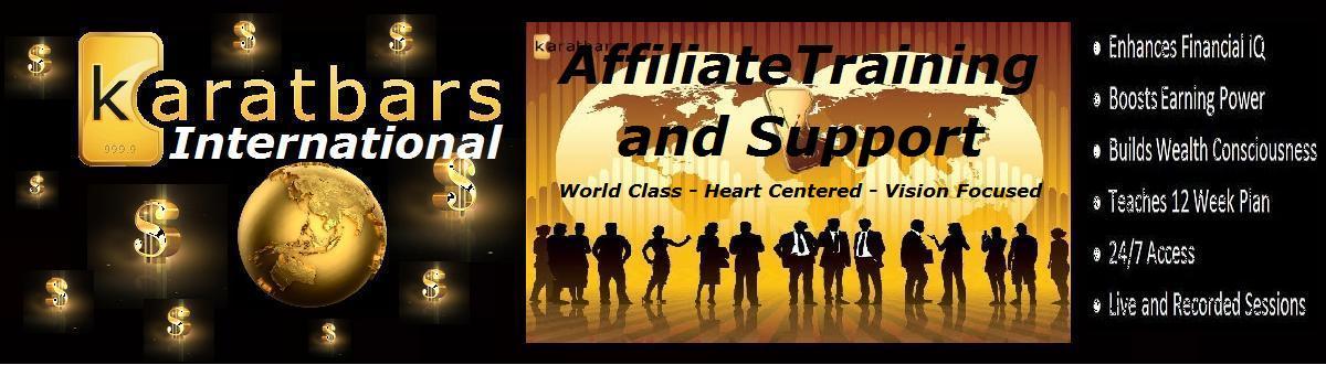 Karatbars International Training