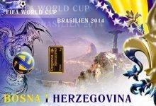 Karatbars Brazilian Gold Cup Collector Cards