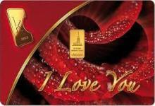 Karatbars Valentines Cards