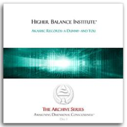 Higher Balance - Akashic Records