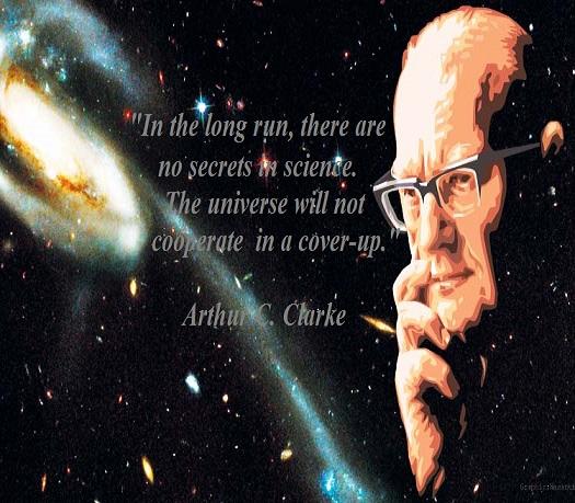 no secrets in science