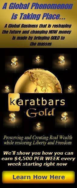 Earn $4,500.00 per week with Karatbars International