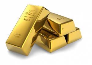 Karatbars stack of Gold Bars