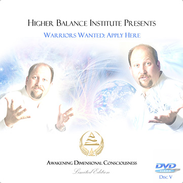 Higher Balance Institute - Warriors Wanted
