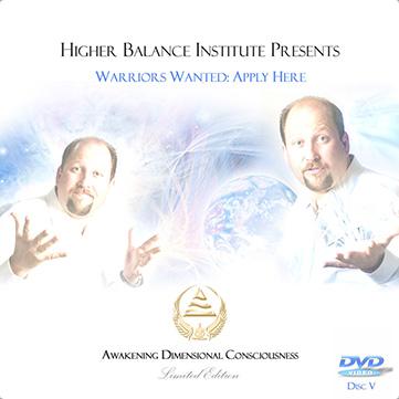 Higher Balance Institute - Warriors Wanted