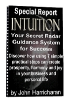 John Harricharan Intuition Report