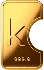 Karatbars Product<br> 999.9 24k Gold Bullion