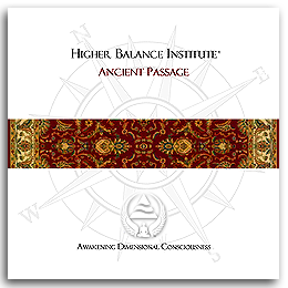 Higher Balance Meditation Music CD - Ancient Passage