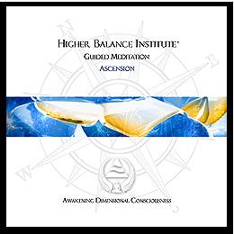 Higher Balance Meditation Music CD - Ascension