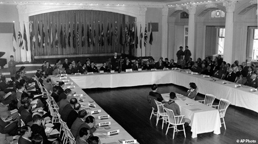 Bretton Woods Agreement
