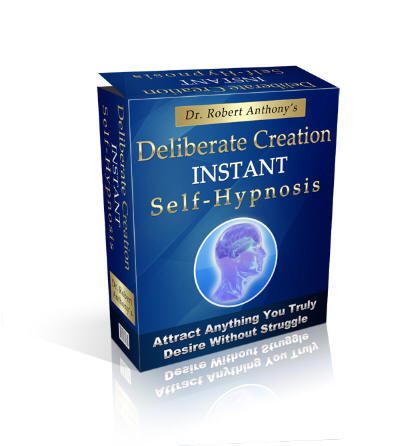 Dr Robert Anthony Instant Self Hypnosis