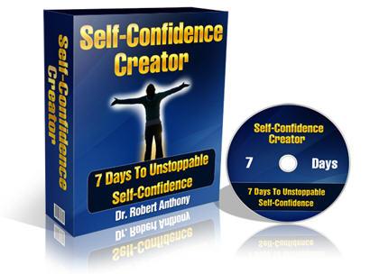 Dr. Robert Anthony - Self Confidence Creator
