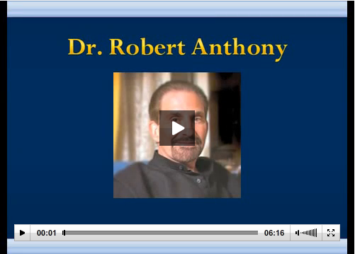 dr robert anthony articles
