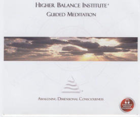 Guided Meditation CD
