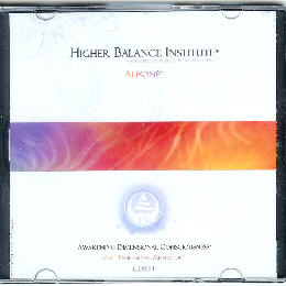 Higher Balance Alisone CD