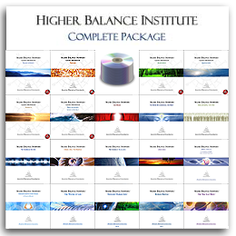 Higher Balance Institute Core I  through VII Spiritual Awakening Expansion Modules