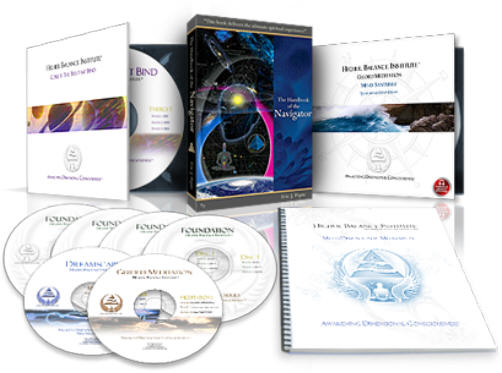 The Foundation Guided Meditation System Core 1