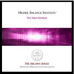 Higher Balance Institute - First Sunrise