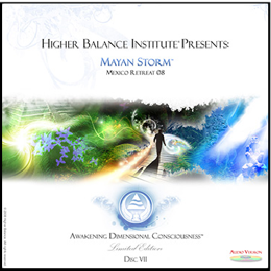 Higher Balance Institute - Mayan Storm