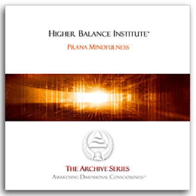 Higher Balance - Prana Mindfulness