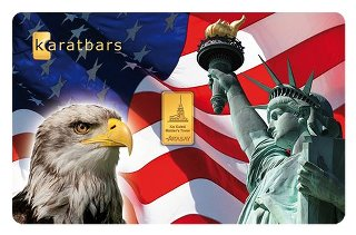 Karatbars Country Cards