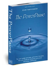 John Harricharans Power Pause 3 Steps 3 Minutes