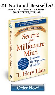 T Harv Ecker Secrets Of The Millionaire Mind