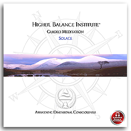 Higher Balance Meditation CD - Solace