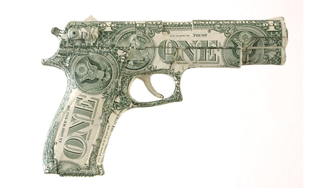 Legal and forceful theft via the Federal Reserve Banking System