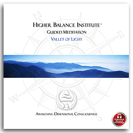Higher Balance Meditation Music - Valley Of Light Meditation CD