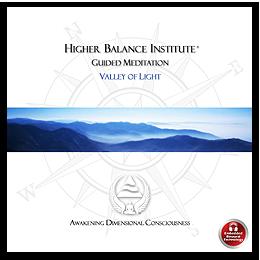 Higher Balance Meditation Music - Valley Of Light Meditation CD
