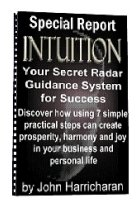 John Harricharan Intuition Report