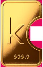 999.9% Gold Karatbars