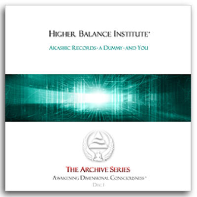 Akashic Records from Eric Pepin and The Higher Balance Institute