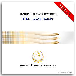 Higher Balance Core VII - Direct Manifestation