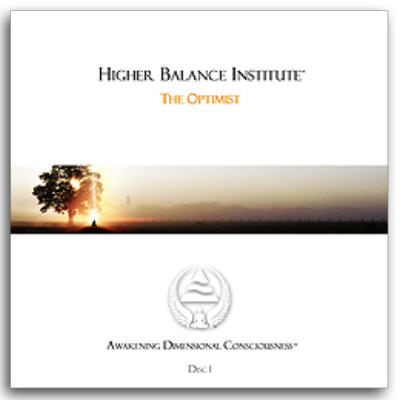 The Optimist Eric Pepin and The Higher Balance Institute