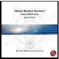 Quickenong Meditation CD